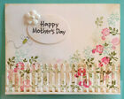 Stampin Up reitred BABY BLOSSOMS cm stamps PICKET FENCE Die Easter mothers day