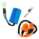 Racing Ignition Coil+Spark Plug+ CDI Fit for GY6 50cc 125cc 150cc Scooter ATV