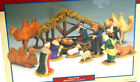 Lemax Village Collection NATIVITY SCENE Set of 14 Table Accents 33410 Christmas