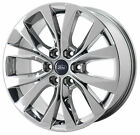2016 18 Chrome Ford F150 20 Wheel Rim 2015 2017 10003 F 150 King Ranch XLT PVD