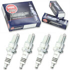 4pcs 99-03 Gas Gas TXT321 NGK Iridium IX Spark Plugs 328 Kit Set Engine ru