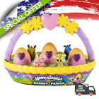 Easter Basket Decoration Free Gift Eggs Holiday Shaped Candy Mini Bucket April