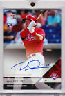 Rhys Hoskins Rookie Autograph Road Opening Day 2018 TOPPS NOW OD-273A Auto 36 99