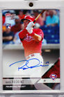 Rhys Hoskins Rookie Autograph Road Opening Day 2018 TOPPS NOW OD-273A Auto 53 99