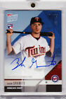 Zack Granite Twins Rookie Autograph Opening Day 2018 TOPPS NOW OD-137B AUTO 49