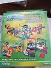 New SKYLANDERS SWAP FORCE Collector's Bonus Pack W Dog Tag Trading Cards