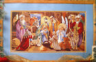 Nativity Counted Cross Stitch Kit Nancy Rossi Bucilla STUNNING