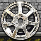 Full Face PVD Bright OEM Factory Front Wheel for 2004 2011 Cadillac STS 17x75