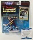 MARCEL DIONNE Signed 1998 Starting Lineup FIGURE Los Angeles KINGS BECKETT COA