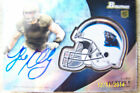 2012 Bowman Football Chrome Refractor Rookie Autographs Guide 55
