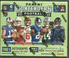 2018 Panini Contenders Football- 1 HOBBY First Off The Line (FOTL) BOX, LAMAR?