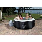 Best Portable Hot Tub Blow Up Inflatable Spa Jacuzzi Backyard Swim Pool Massage
