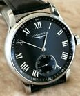 Longines AVIGATION MASTER L2.640.4 Stainless Steel Automatic 47mm XL Mens Watch