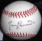 L.A. Dodgers Tommy Lasorda Signed Rawlings RONLB Baseball JSA Certified Auto