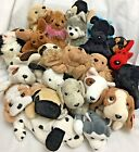 TY * CHOOSE YOUR TOY * Beanie Babies PUPPY DOG Plush Stuffed COMBINED SHIPPING