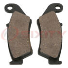 Front Organic Brake Pads 2008-2009 Beta 525 RR Set Full Kit 4T Complete fr