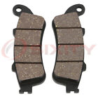 Rear Organic Brake Pads 2006-2008 Honda GL1800P Gold Wing Premium Audio Set qb