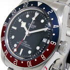 TUDOR MT5652 BLACK BAY GMT 41 mm M79830RB-0001 BLACK RED PEPSI BEZEL MT5652