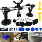 Manelord Auto Body Repair Tool Kit Car Dent Puller with Double Pole Bridge