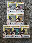 Funko Pop! Mickey Mouse Funko Shop Exclusive SET OF 7