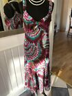 Soon Pretty Purple Mix Maxi Dress Size 12 Idea Summer Special Occasion