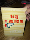 1962 THE SPY WHO LOVED ME Ian Fleming Book Club Edition James Bond Novel  NEW