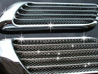 Chrome Billet Jeep Compass Cherokee Liberty Patriot Mesh Side Vent Port Hole H