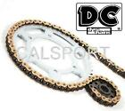 CAGIVA NAVIGATOR 1000 2000-2005 AFAM DC X-RING GOLD CHAIN AND SPROCKET KIT
