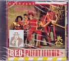 New York Dolls- Red Patent Leather- Original New Rose CD Pressing- Sealed