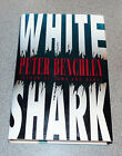 WHITE SHARK PETER BENCHLEY 1ST US EDITION 1994 SIGNED HARDBACK JAWS RARE