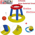 Inflatable Water Basketball Stand Best Sports In The Pool For Children And Adult