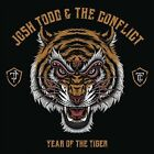 Josh Todd & the Conflict - Year of the Tiger [CD] Hard rock band - New sealed