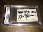 Jack Nicklaus Cards and Autograph Memorabilia Guide 29