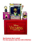 Funko Hot Topic Exclusive Disney Villains Box, Hook and Tick Tock Pop New In Box