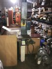 Machine Shop Electric Hydraulic Press Working Condition w Motor