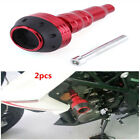 Durable Motorcycle Exhaust Frame Slider Anti Crash Caps Falling Engine Protector
