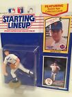 Starting Lineup Nolan Ryan 1990 Baseball figure & Cards Rangers NY Mets kenner