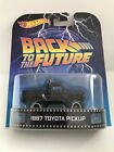 2014 Hot Wheels Retro Entertainment Back To The Future 1987 Toyota Pickup VHTF