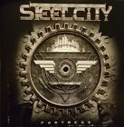 STEEL CITY - FORTRESS FROM KIVEL RECORDS WITH FREE UK POSTAGE