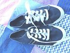 Authentic Womens Coach Fillmore Black Sneakers Shoes Size 7 B A1780 Signature