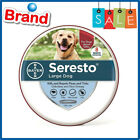Bayer Seresto Flea  Tick Collar for Large Dogs over 18 lbs 8kg Free Shipping