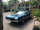 1969 Oldsmobile 442 442 coupe 1969 Oldsmobile 442
