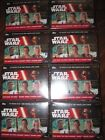 Factory Sealed 8 Box Lot - 2016 Topps Star Wars The Force Awakens Series 2 Cards