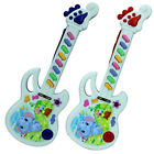 Electric Guitar Toy Musical Play Kid Boy Girl Toddler Learning Electron Toy