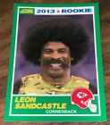 Primetime Guide to Collecting Leon Sandcastle Cards 17