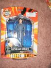 BBC Doctor Who Captain Jack Harkness w Sonic Blaster MIP