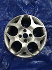 16 Ford Fiesta Silver 11 14 Used 3836 Wheel CE8Z1007A Rim
