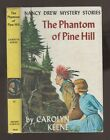 VG 1965 HC First Edition 42 Nancy Drew Phantom Pine Hill Carolyn Keene