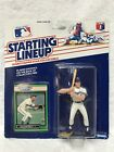 1989 GEORGE BRETT Starting Lineup SLU Sports Figure KANSAS CITY ROYALS FREE SHIP