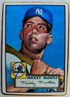 1952 Topps Mantle Might Hold the Solution to the Era of Overproduction 4